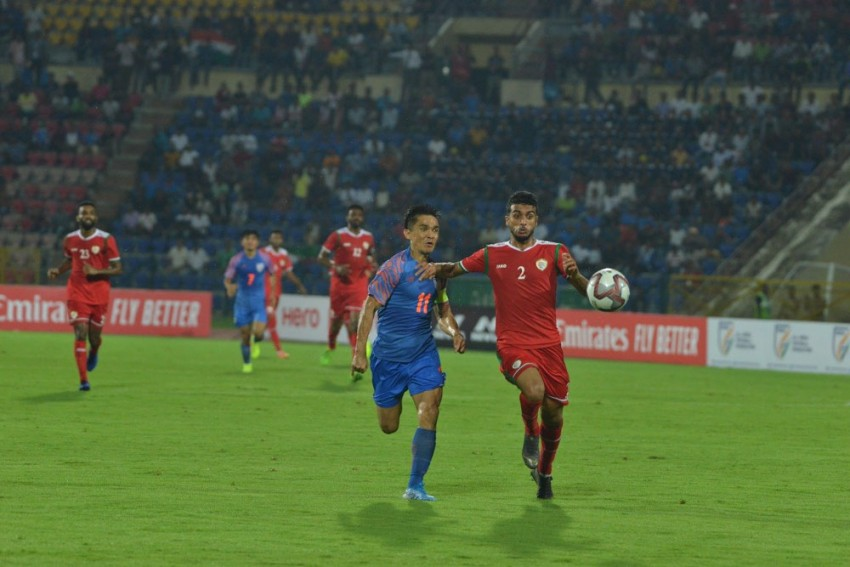 India vs Oman, 2022 FIFA World Cup Qualifier, Highlights: IND Suffer Heartbreaking Defeat To OMA Despite Sunil Chhetri Goal