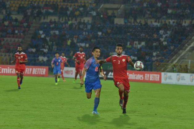 India vs Oman, 2022 FIFA World Cup Qualifier, Highlights: IND Suffer Heartbreaking Defeat To OMA Despite Sunil Chhetri Goal