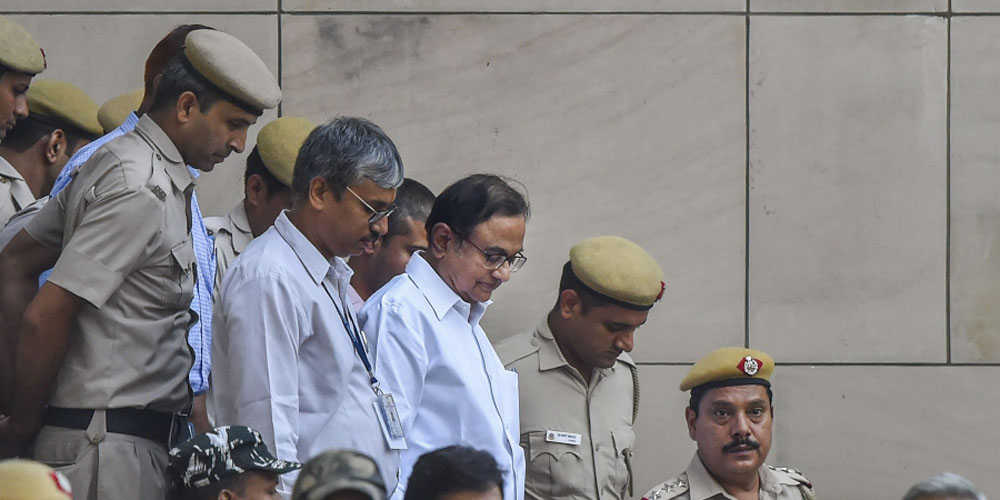 'Economic Offences Affect Economic Fabric Of Society', SC On Denying Bail To Chidambaram In INX Case