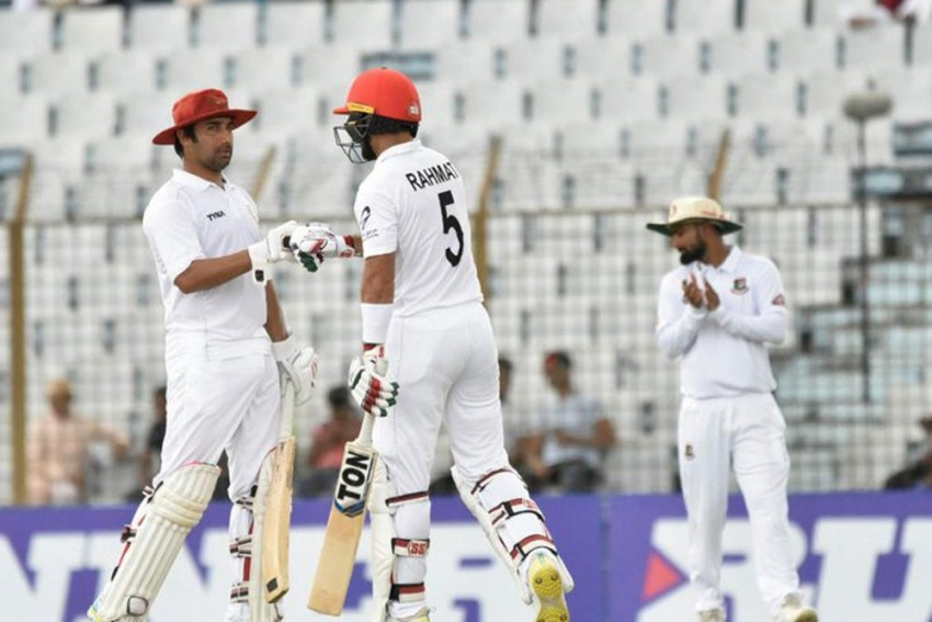 BAN Vs AFG, One-Off Test, Day 1: Rahmat Shah Hits Historic Century As Minnows Afghanistan Dominate Bangladesh