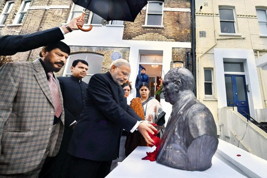 Their Peace Disturbed Day And Night, London Council Wants Ambedkar Museum Shifted