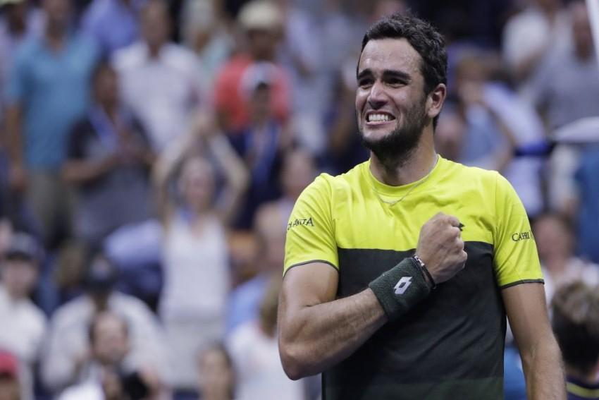 US Open 2019: Matteo Berrettini Bests Gael Monfils In Near Four-Hour Epic