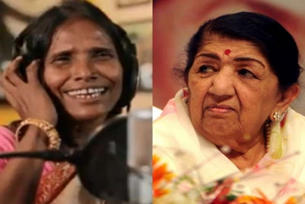 Fans Disappointed After Lata Mangeshkar's 'Be Original' Comment For Ranu Mondal