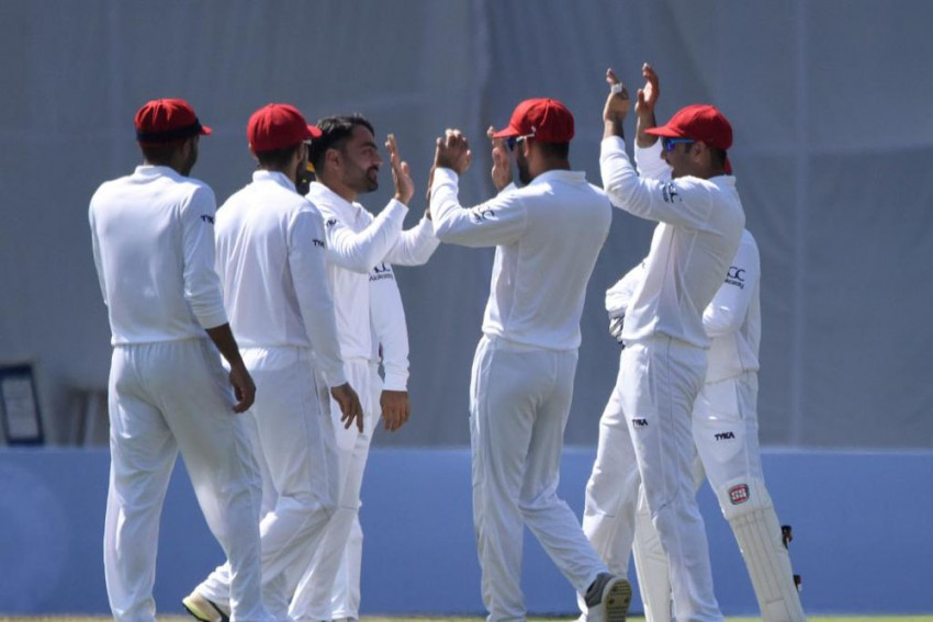 Highlights, Bangladesh vs Afghanistan, One-Off Test, Day 2: AFG Bowlers Cripple BAN, Hosts Trail By 148 Runs