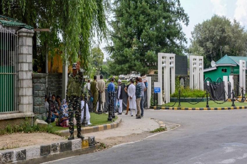 Rat Terror Hits Srinagar's SKICC Sub-Jail That Houses Kashmir's Mainstream Leaders