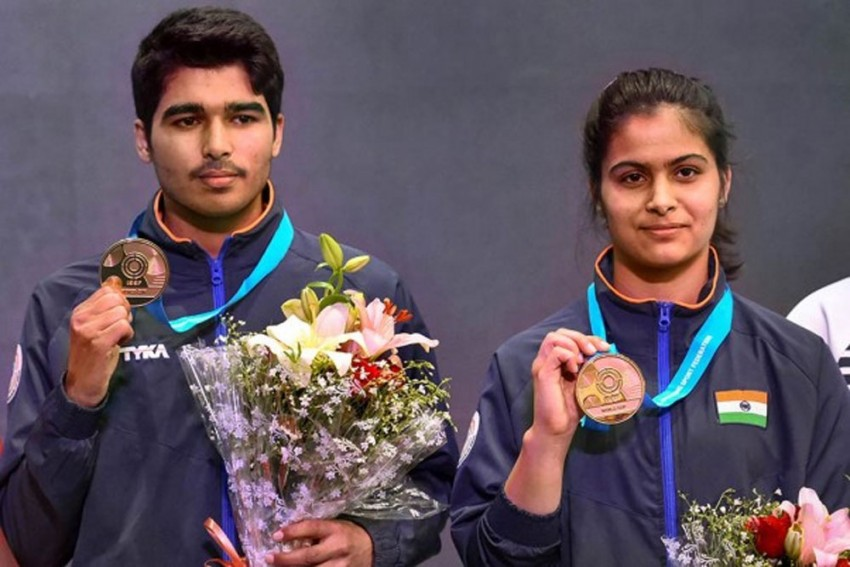 Sound Of Silence: Being Disconnected With Saurabh Chaudhary Is Secret Of Our Success, Says Manu Bhaker