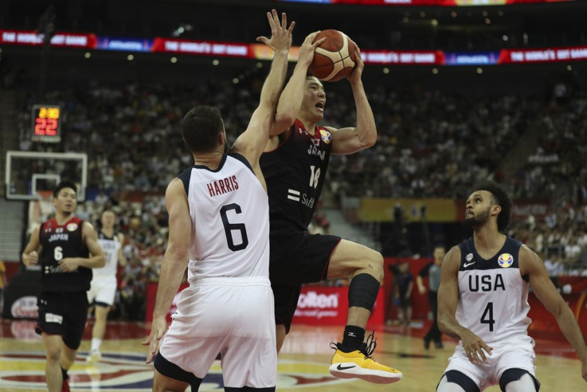 Basketball World Cup 2019: Giannis Giannis Gets Greece Through, USA Respond With Dominant Victory Over Japan