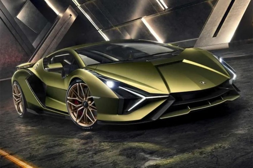 Hybrid Lamborghini Sián Is The Fastest And Most Powerful Raging Bull Ever