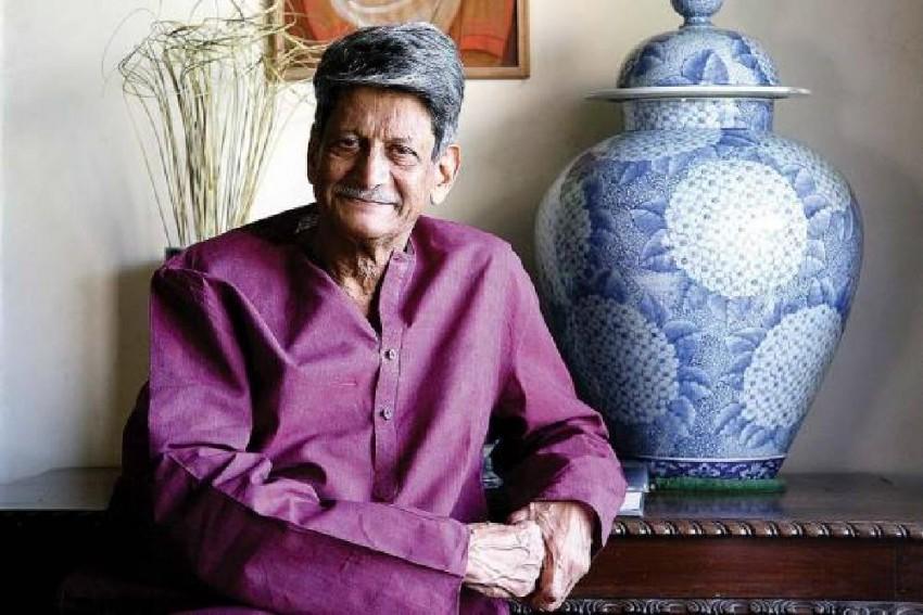Renowned Novelist, Playwright Kiran Nagarkar Dies At 77 In Mumbai