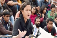 Shehla Rashid Booked For Sedition Over Tweets 'Maligning Image Of Army'