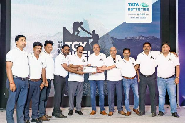 Tata Green Batteries Running On High Horse Power