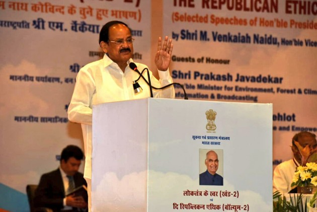 If Attacked, India Will Give A Befitting Reply: Naidu's Veiled Warning To Pakistan