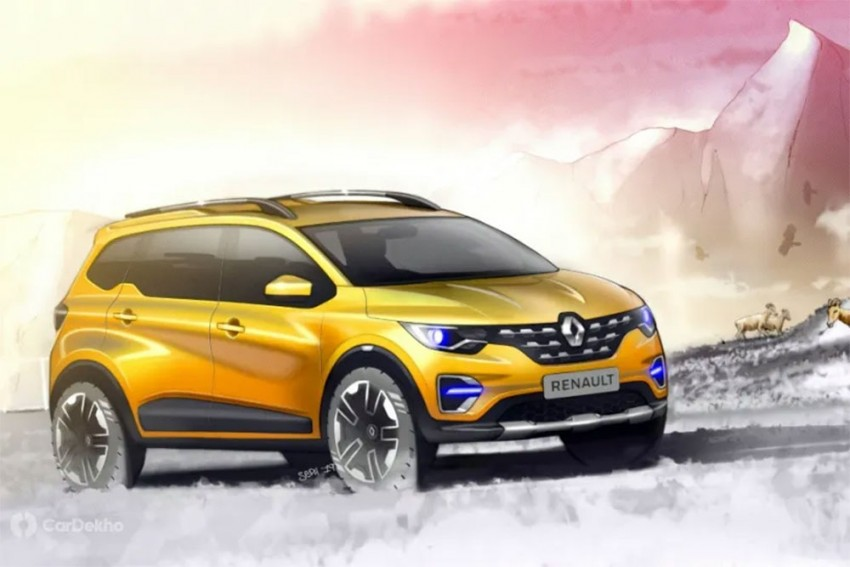 Renault's Hyundai Venue Rival Coming At 2020 Auto Expo