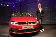 Volkswagen Vento Facelift Launched