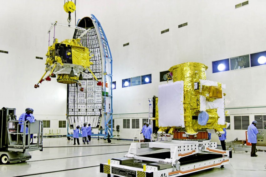 'All Is Not Lost; With Orbiter Flying Around Moon, 95% Of Chandrayaan-2 Still Intact'