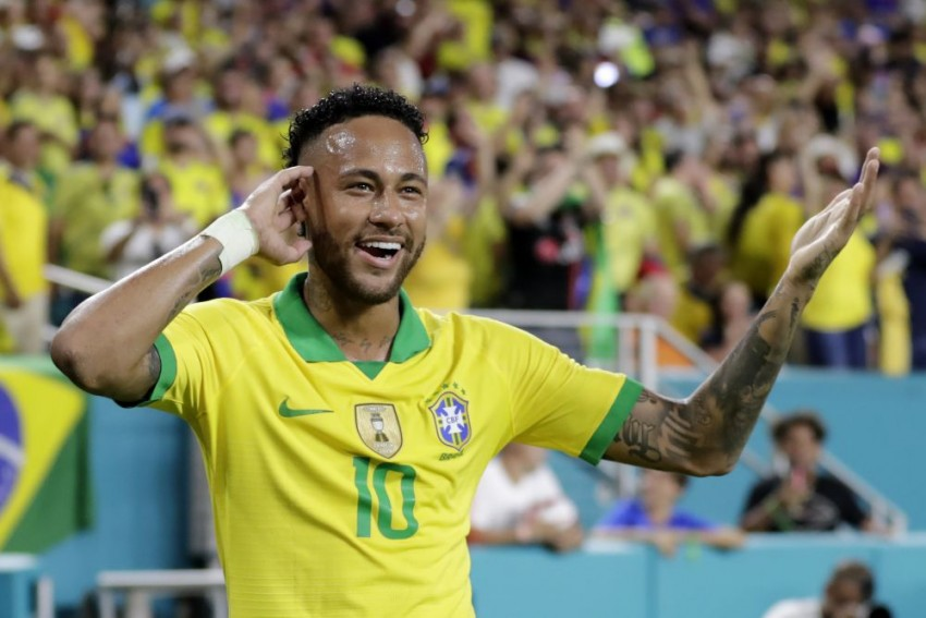 Neymar Scores On Injury Return As Brazil, Colombia Play Out Entertaining Draw
