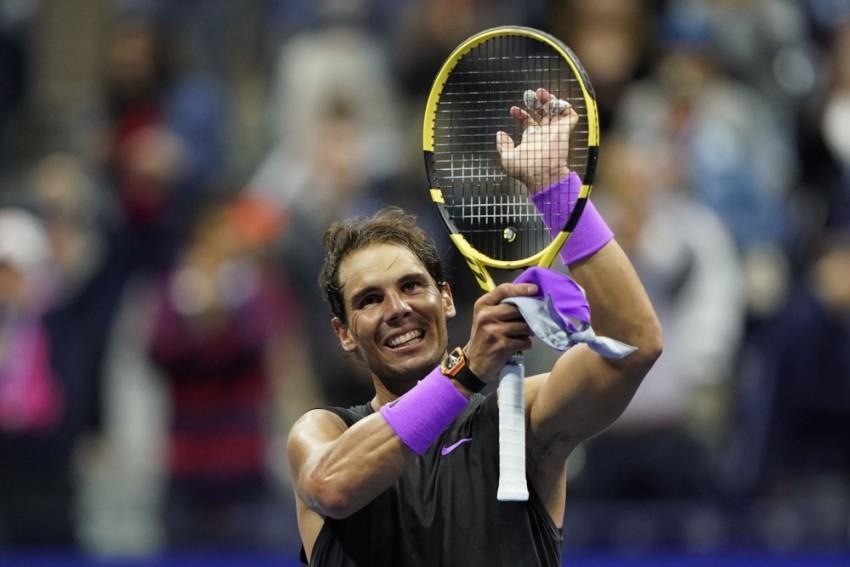 Rafael Nadal Breaks Down Stubborn Matteo Berrettini To Enter US Open Final