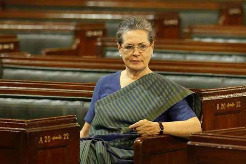 '...If Not Today, Then Tomorrow': Congress Prez Sonia Gandhi On Chandrayaan-2