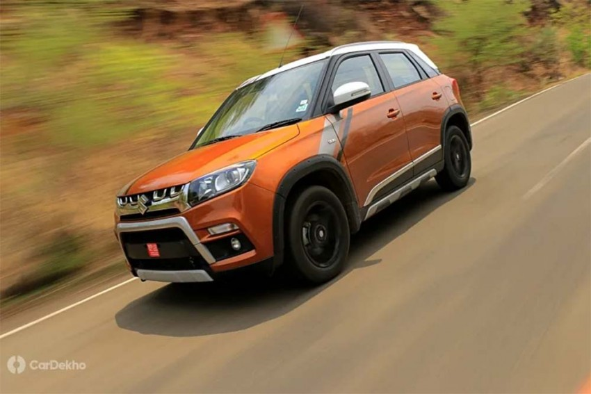 Maruti Vitara Brezza To Get Petrol Variants In 2019