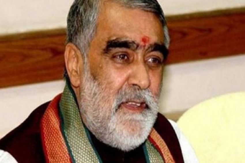 'Ex-PM Morarji Desai Consumed Cow Urine For Medicinal Benefits': Junior Health Minister Ashwini Kumar Choubey