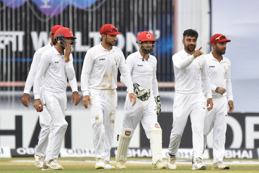 BAN Vs AFG, One-Off Test, Day 4: Rashid Khan Torments Bangladesh Again As Afghanistan Close In On Victory