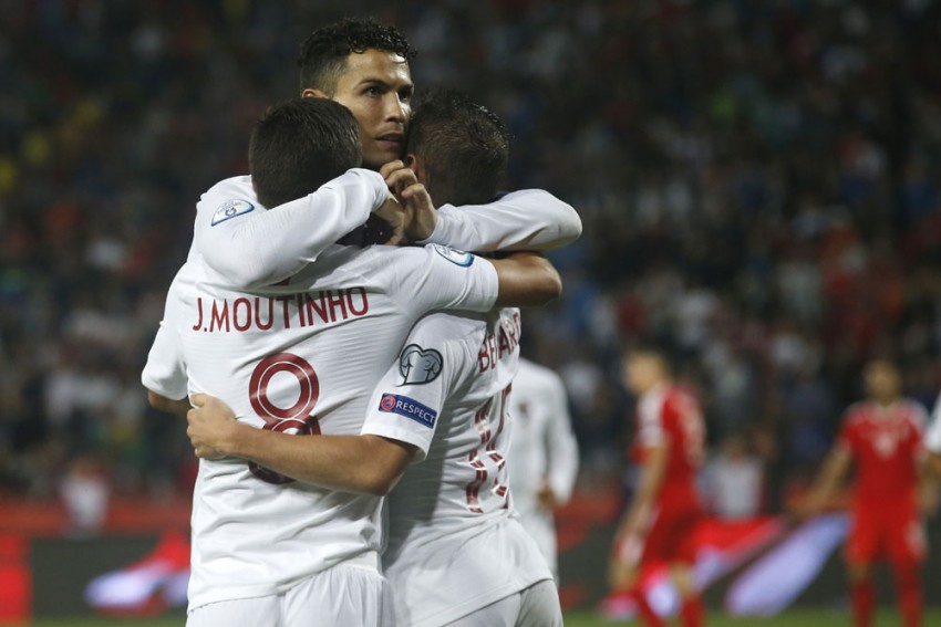 Portugal Beat Serbia To Claim First UEFA Euro 2020 Qualifying Win