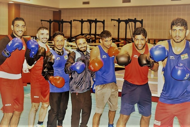 AIBA World Boxing Championship: Amit Panghal Seeded 2nd, Gets Bye Along With Three Other Indians