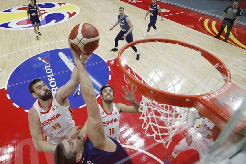 FIBA Basketball World Cup: Spain Hold Off Serbia To Set Up Poland Quarter-Final