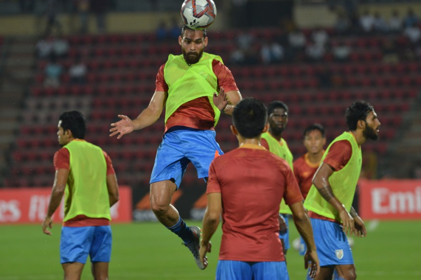 Live Streaming Of India Vs Qatar, 2022 FIFA World Cup Qualifier: Where To Get And Other Live Details