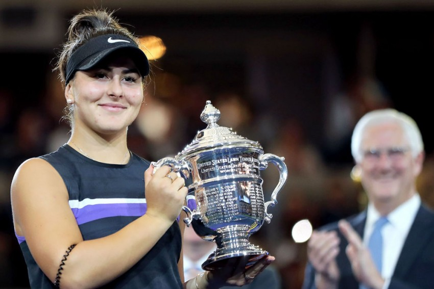 US Open 2019: Bianca Andreescu Tearful After Beating Serena Williams In Final