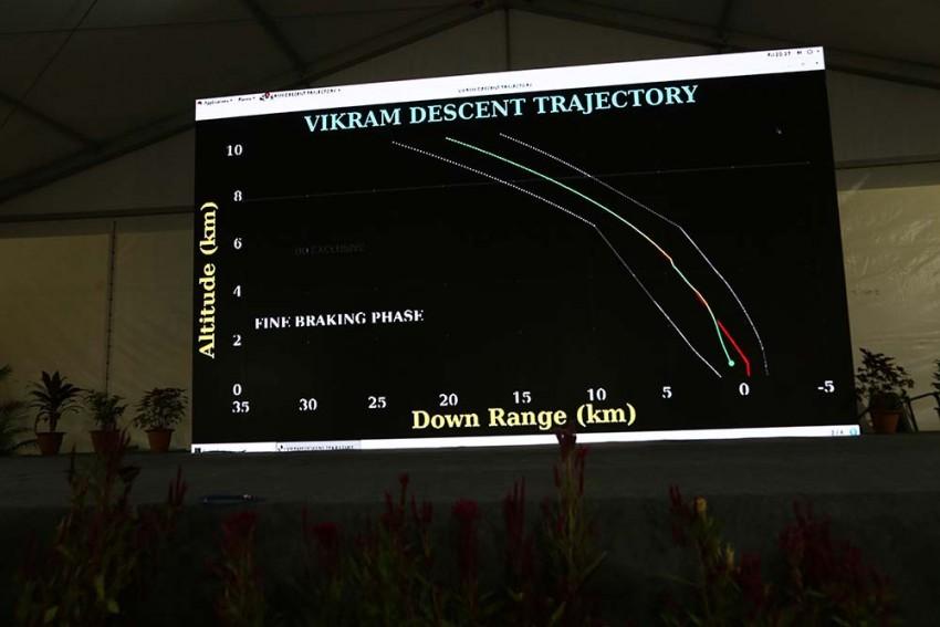 Chandrayaan-2 Lander 'Vikram' Located On Moon's Surface: ISRO Chief Dr Sivan