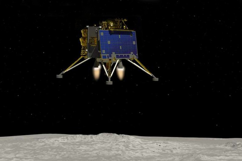 'Obstacles On Moon Surface May Be Behind 'Vikram' Lander Not Receiving Signals: Chandrayaan-1 Director