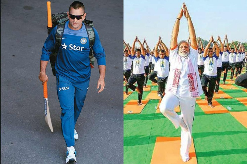 Outlook-Karvy Health Survey: MS Dhoni More Popular Than Modi As Health Ambassador