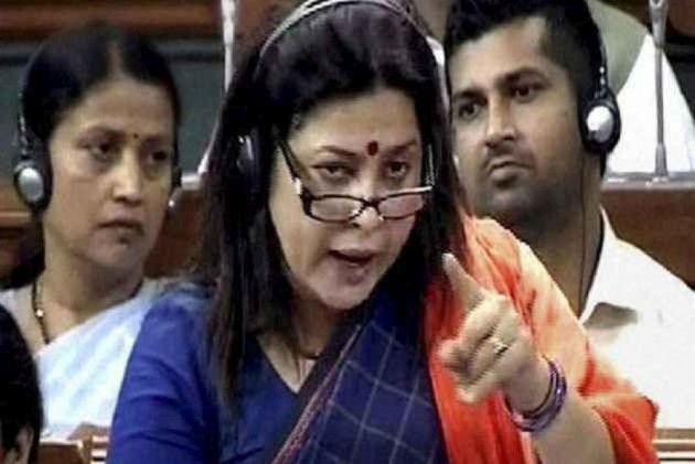 Kejriwal Govt Should Make Clear If It Favours Those 'Who Want To Break India': Meenakshi Lekhi