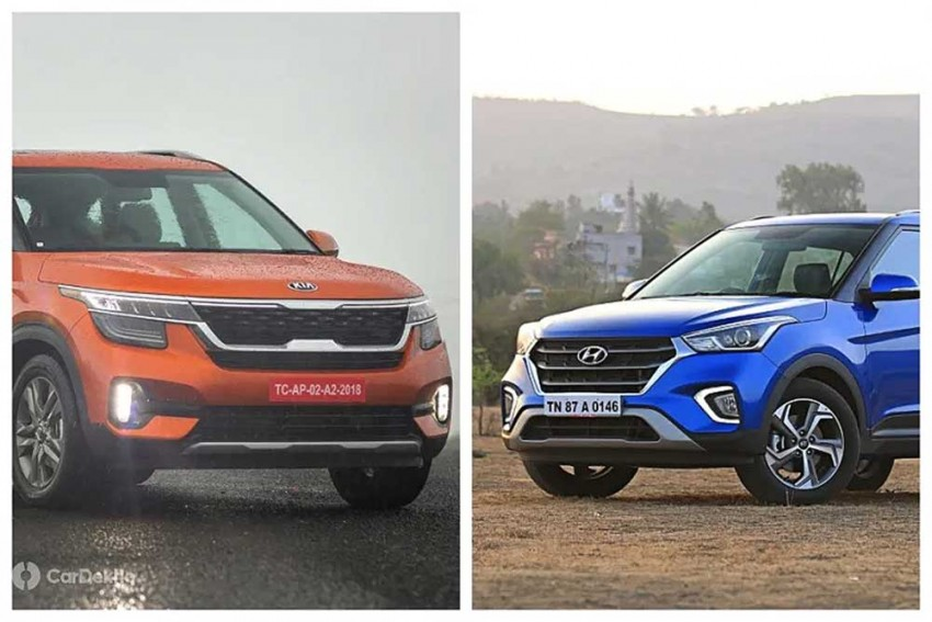 Hyundai Creta Loses Its Crown To Kia Seltos