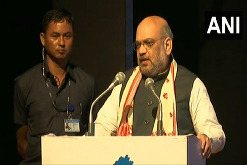 'Intend To Expel Illegal Immigrants From Entire Country': Amit Shah