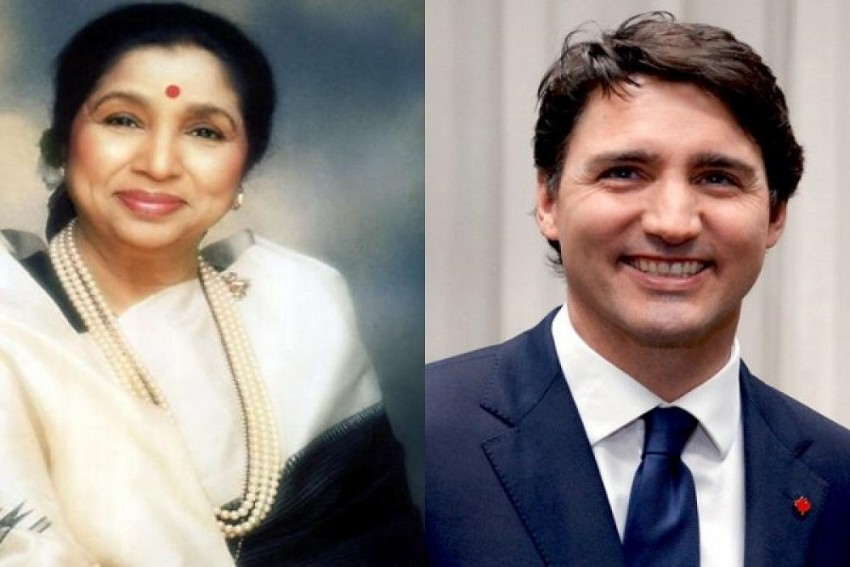 Asha Bhosle On Birthday Wish From Justin Trudeau: Happy That World Leaders Acknowledge My Presence