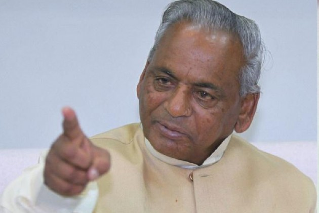 Back In BJP, Ex-Governor Kalyan Singh Asks Opposition To Clarify Stand On Ram Temple