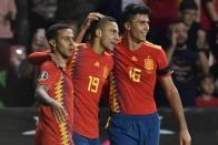 Rodrigo Moreno, Paco Alcacer Put Spain On Brink Of UEFA Euro 2020 Qualification
