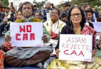 'No Time To Celebrate': Students, Locals Continue Anti-CAA Protests In Assam