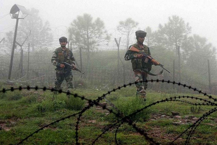 Two Soldiers Killed In Gunfight With Militants Along Line Of Control