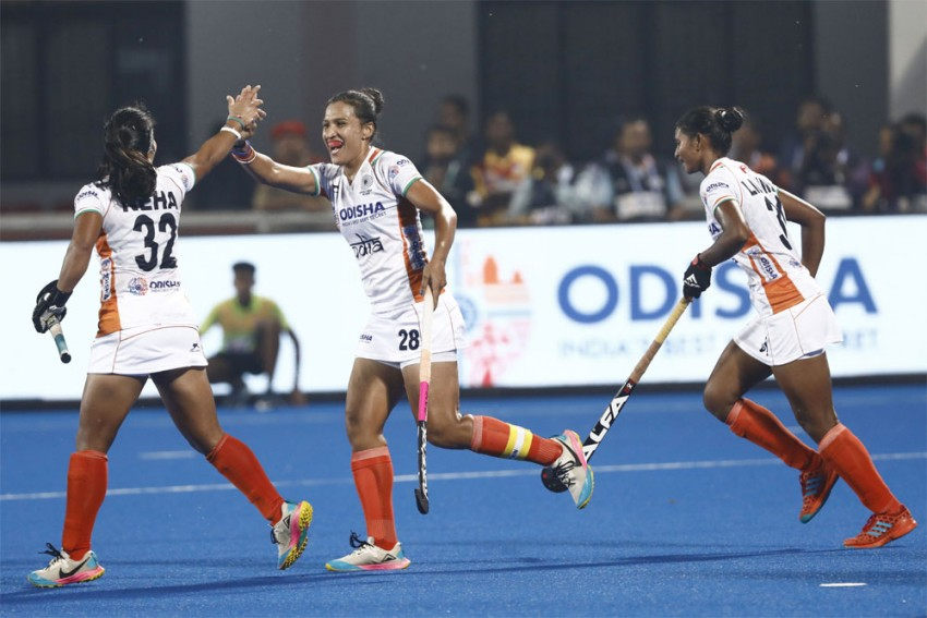 Hockey Captain Rani Rampal Nominated For 'World Games Athlete Of The Year'