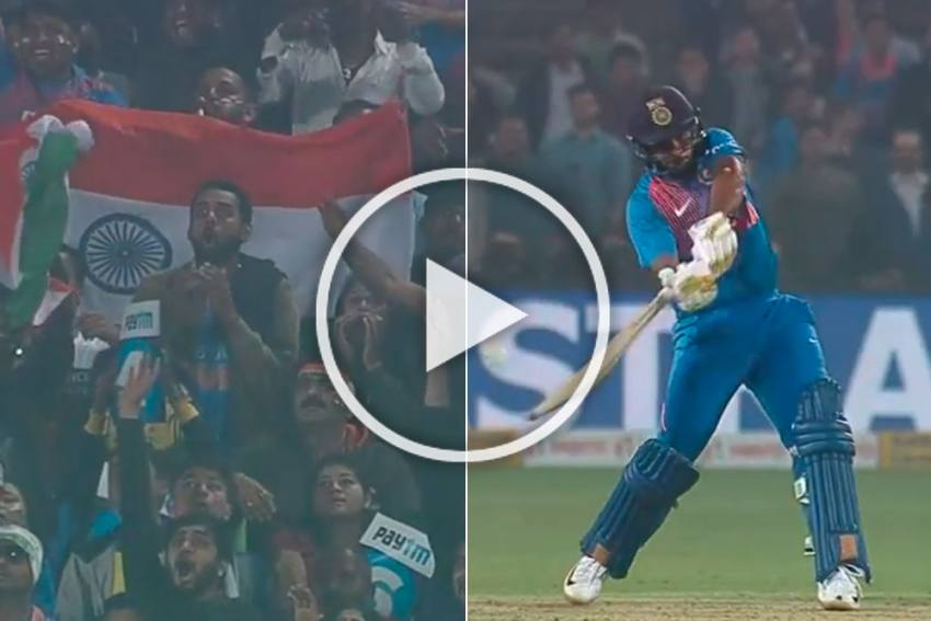 IND Vs SL, 3rd T20I: Six-Hitting Shardul Does It Again, Helps India Finish With Stunning Flourish - WATCH