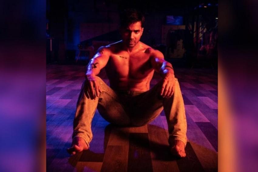 Varun Dhawan Looks Intense In A Shirtless Tattooed Avatar In Street Dancer 3D Song Dua Karo