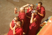 'Interplay Between Science And Dharma': Buddhist Nuns Encounter Solar Eclipse In New Way