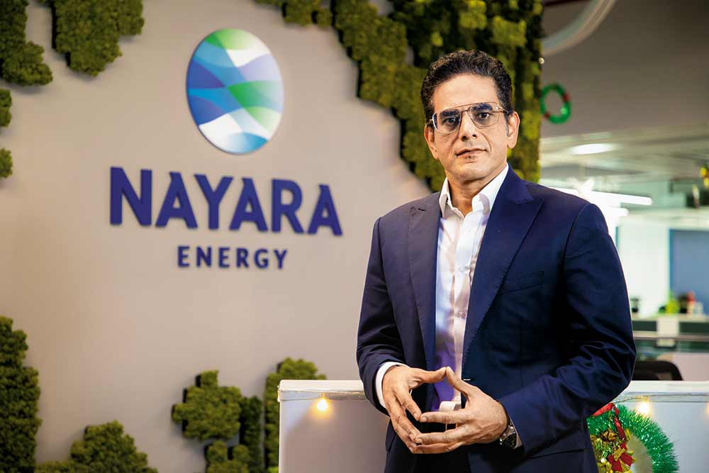Nayara Energy Building A Better Future For Devibhumi Dwarka District In Gujarat