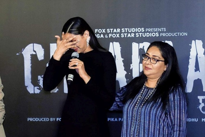 Chhapaak's Meghna Reveals Deepika Padukone Broke Down On The 2nd day; Had Her Therapist On The Sets