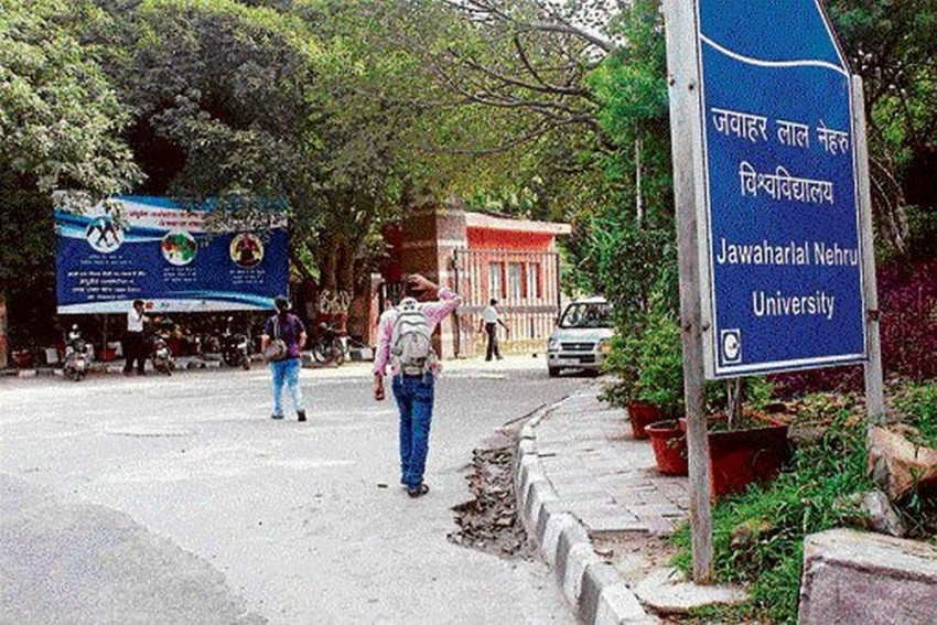 Will Report To Police If Unauthorised Outsiders Found In Hostels: JNU Admin Tells Students