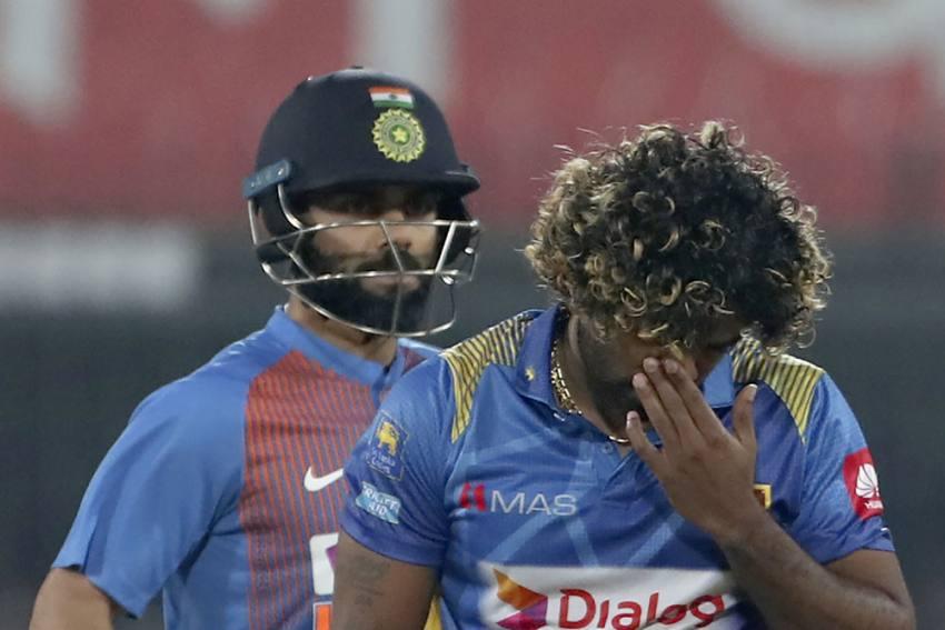 IND Vs SL: Captain Lasith Malinga Takes Blame For Sri Lanka's Poor Show In India