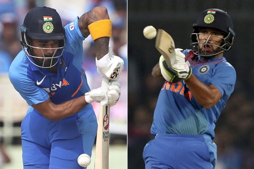 IND Vs SL, 3rd T20I: Virat Kohli Dismiss Shikhar Dhawan vs KL Rahul Debate